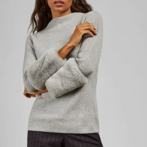 🍒NWT🍒 TED BAKER CASHMERE BLEND SWEATER